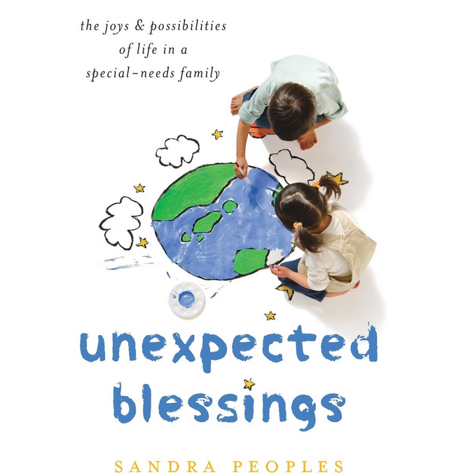 Unexpected blessings book cover