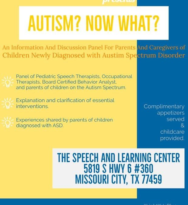 autism evert flyer